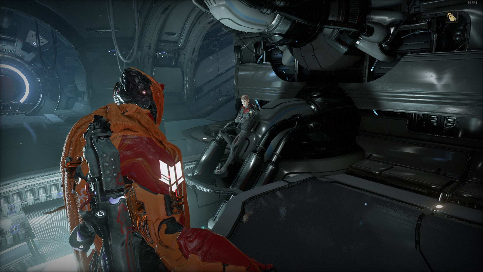 25QQCkg - What I thought the Warframe story was before completing The Second Dream.